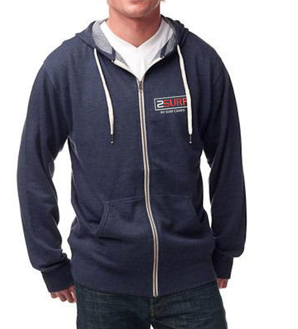 Skudin Surf Full Size Hooded Sweatshirt