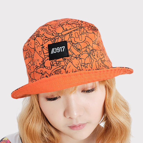 0917 Nickelodeon Bucket Hat 02
