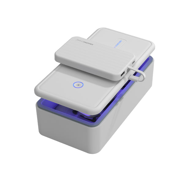 Amazing Thing All-in-One UV-C Pad Pro Sanitizer with E-Pad Power Bank