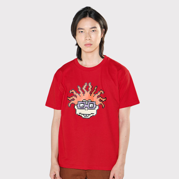 0917 Nickelodeon Chuckie Head Shirt