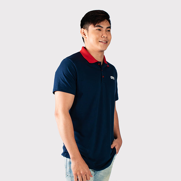 0917 Great Wave Polo Shirt