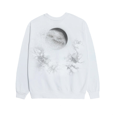 NIKI Switchblade Crewneck Sweater
