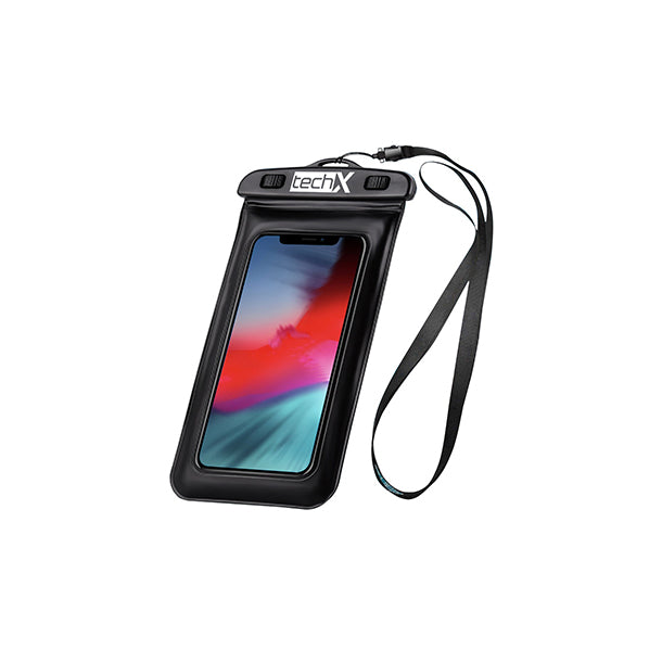 TechX Waterproof Phone Pouch