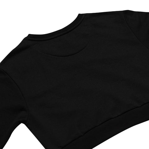 Wonder Off-Duty Cropped Sweatshirt