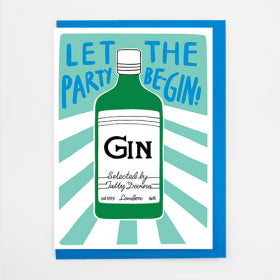 Alison Hardcastle Tatty Devine Gin Card