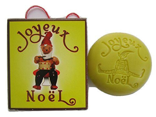 Christmas Elf Soap