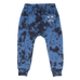 S18 Rock Your Kid Cross Eyes Trackpant - Blue Tie Dye