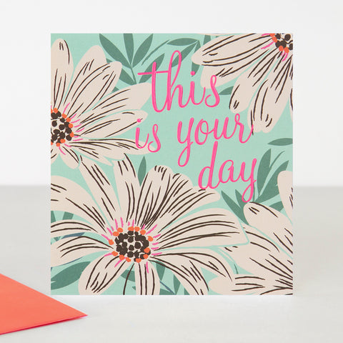 TLY010 Caroline Gardner Totally Tropical Card