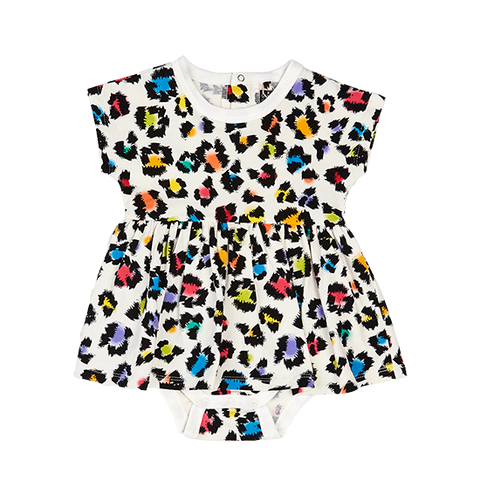 S18 Rock Your Baby 48 Crash SS Waisted Dress