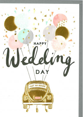 Louise Tiler Wedding Card