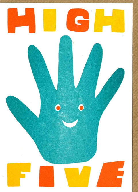 N-73 Sukie High Five Card 2086