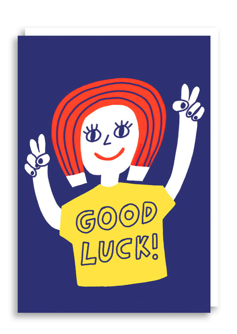 CacheteJack 5309 Good Luck Card