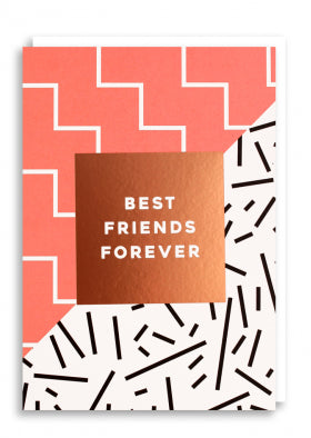 N73 Milan Best Friends Forever Card