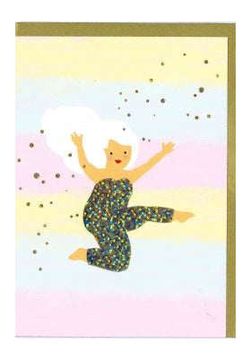 Noi Sparkle Celebration Card BC007