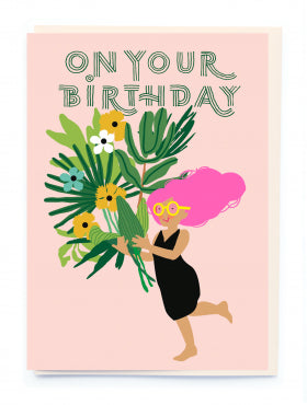 Noi BL001 Birthday Card