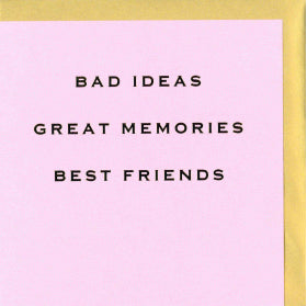 Susan O'Hanlon TXT46 Best Friends Card
