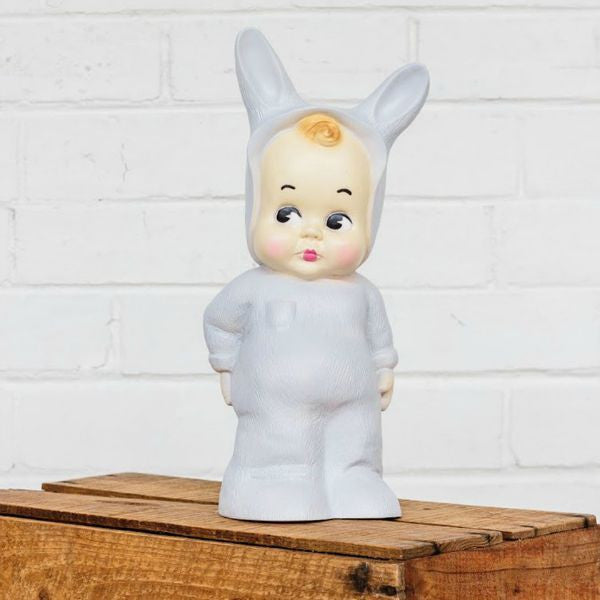 Heico Baby Lapin Lamp - Grey - My Messy Room