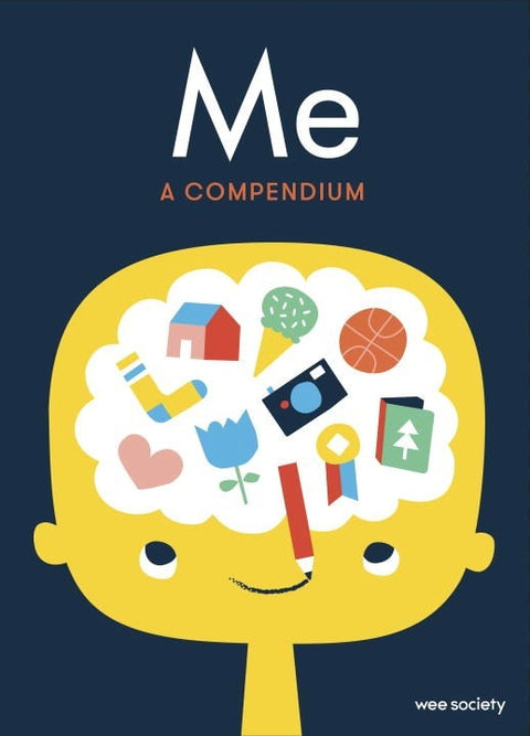 Me: A Compendium by Wee Society - My Messy Room