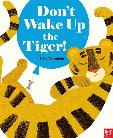 Don't Wake Up The Tiger - My Messy Room