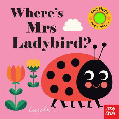 Where's Mrs Ladybird: Felt Flaps