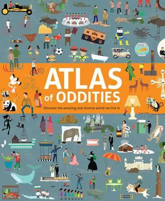 Atlas of Oddities - My Messy Room