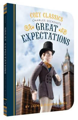 Cozy Classics: Great Expectations - My Messy Room