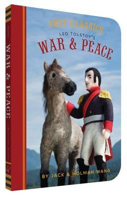 Cozy Classics: War & Peace - My Messy Room