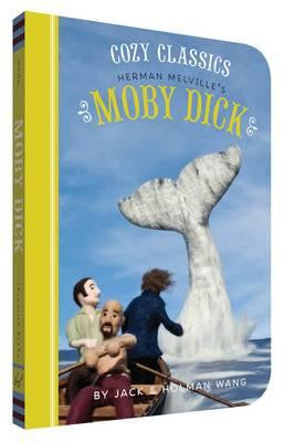 Cozy Classics: Moby Dick - My Messy Room