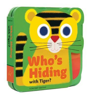 Who's Hiding The Tiger? - My Messy Room