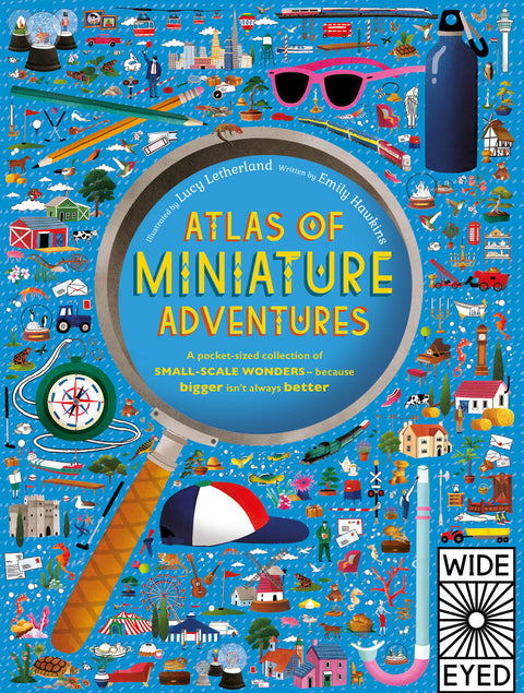 Atlas of Miniature Adventures - My Messy Room