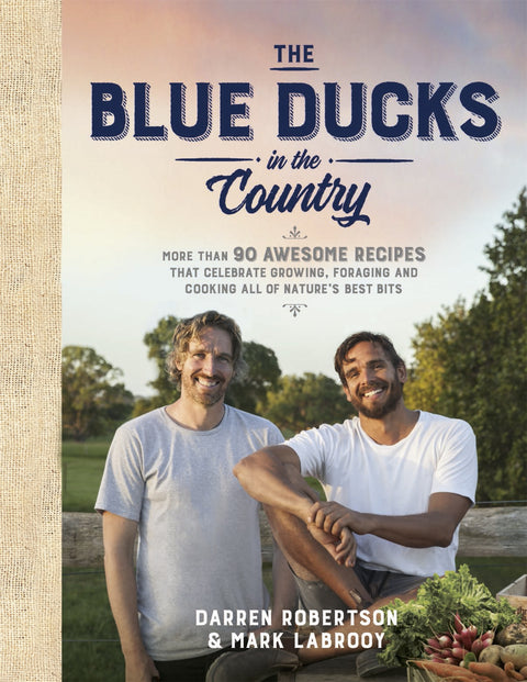 Blue Ducks In The Country