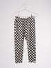 Bobo Choses Baggy Trackpants - Checkered - My Messy Room - 1