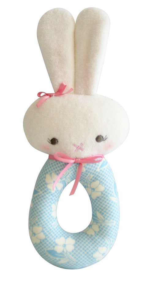 Alimrose Designs Hannah Bunny Grab Rattle - My Messy Room
