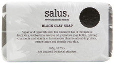 Salus Black Clay Soap - My Messy Room
