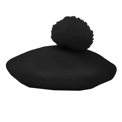 Rock Your Kid W17 Beret - Black