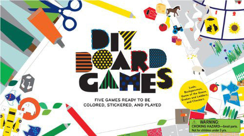 DIY Board Games by Inca Starzinsky - My Messy Room