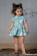 S18 Rock Your Baby Wild Pony Baby Waisted Dress