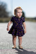 S18 Rock Your Baby Hey Joe SS Waisted Dress