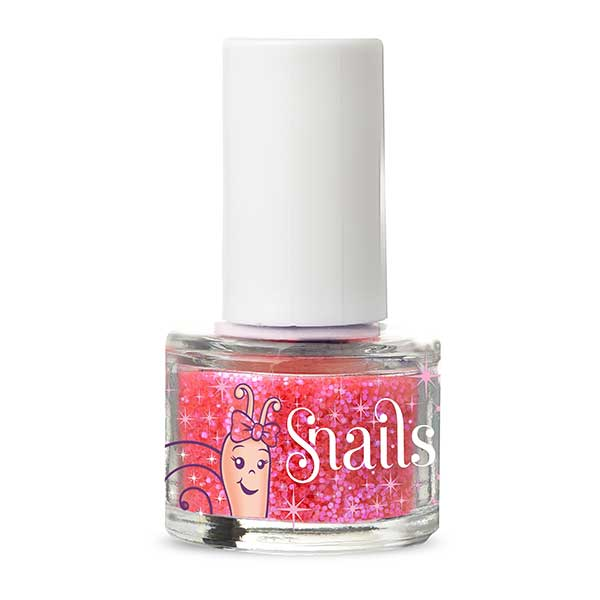 Snails Safe Nail Purple Light (Fluro) Glitter Dust