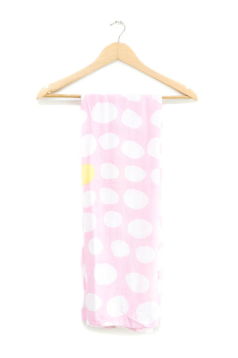 Hey Baby Bamboo Swaddle Wrap - Egg Candy