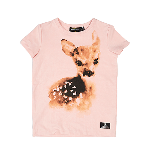 S18 Rock Your Kid Fawn Darling SS Tee