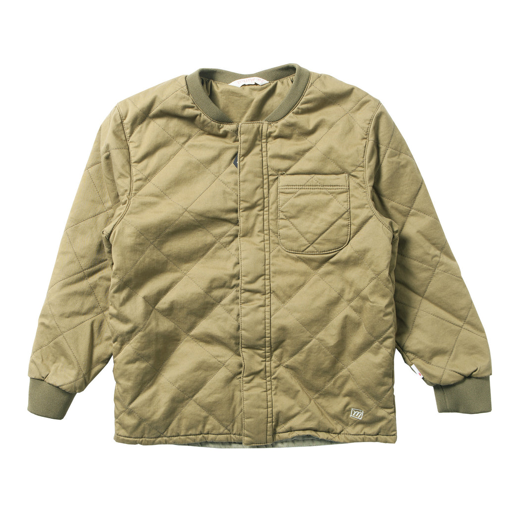 Missie Munster W17 Flight 97 Jacket - Light Olive