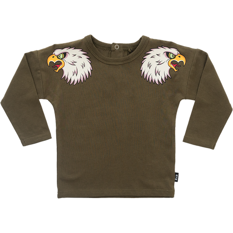 Rock Your Kid W17 Fly Like An Eagle LS T-Shirt (Pre Order)