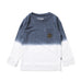 Munster Kids W17 Head LS Tee - White - My Messy Room - 1
