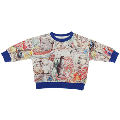 Kip&Co X May Gibbs Bush Friends Sweater (Pre-Order)