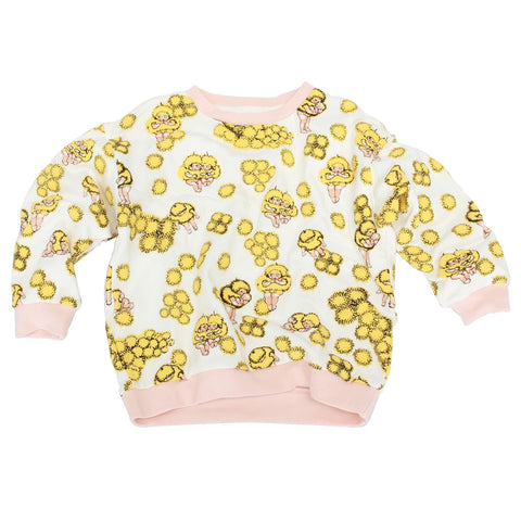 Kip&Co X May Gibbs Wattle Babies Sweater (Pre-Order)