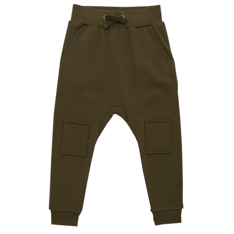 Rock Your Kid W17 Nirvana Khaki Sweatpants