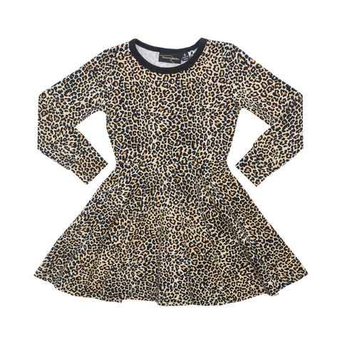 Rock Your Kid W17 Leopard Waisted Dress