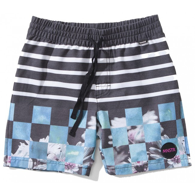 S18 Munster Kids Check Me Out Boardshort (Drop 2)