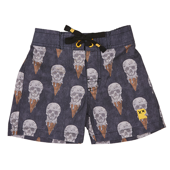 S18 Rock Your Kid Melting Moment Boardshort